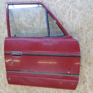 Toyota Landcruiser 60 series door